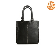 Linea Pelle Nico Leather Tote