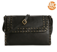 Linea Pelle Nico Leather Cross Body Bag