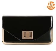 Urban Expressions Patent Summit Clutch