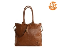 Latico Leather Buckle Tote