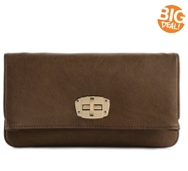 Urban Expressions Mila Turnlock Clutch