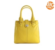 Bodhi Candy Leather Tote