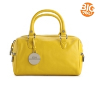 Bodhi Leather Candy Satchel