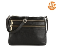 Kelly & Katie Rhodes Zipper Crossbody Bag