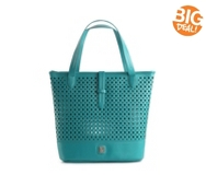 V Couture by Kooba Barletta Perforated Tote