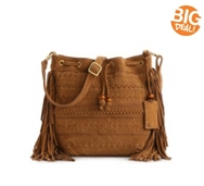 Linea Pelle Bo Mini Bucket Shoulder Bag