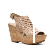 Nine West Ebah Wedge Sandal