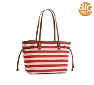Kelly & Katie Canvas Stripe Tote