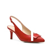 Rangoni by Amalfi Palena Textured Leather Pump