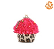 Betsey Johnson Cupcake Clutch