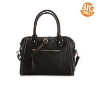 Urban Expressions Zipper Pocket Satchel