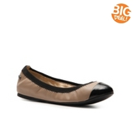 Cole Haan Deltona Leather Ballet Flat