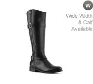 Matisse Militia Wide Calf Riding Boot