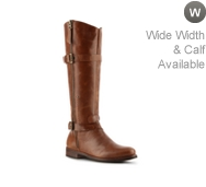Matisse Militia Wide Calf Riding Boot
