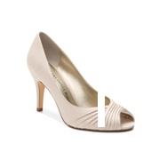 Adrianna Papell Boutique Grand Satin Pump