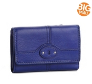 Fossil Maddox Trifold Leather Wallet