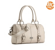 Fossil Maddox Leather Satc