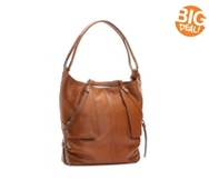 Kooba Trevor Leather Hobo Bag