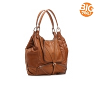 Kooba Quinn Leather Hobo Bag
