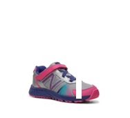 New Balance 555 Girls Toddler & Youth Velcro Running Shoe