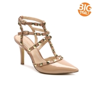 BCBGeneration Darron Two-Tone Patent Pump