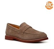 Mercanti Fiorentini Suede Penny Loafer