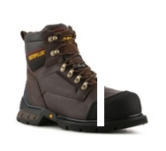 Caterpillar Spartan Steel Toe Work Boot
