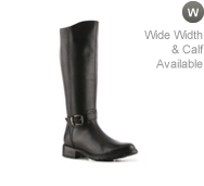 Blondo Valente Wide Calf Riding Boot