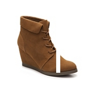 Madden Girl Dearest Wedge Bootie