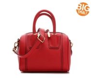 Ivanka Trump Mini Doral Leather Satchel
