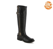 Steve Madden Quilla Riding Boot