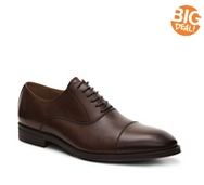 Aston Grey Linden Cap Toe Oxford