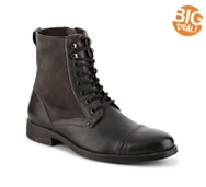 Aston Grey Bowers Cap Toe Boot