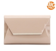 Kelly & Katie Patent Clutch