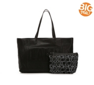 L.A.M.B. Halena Leather Tote