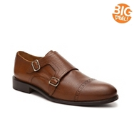 Mercanti Fiorentini Monk Strap Slip-On