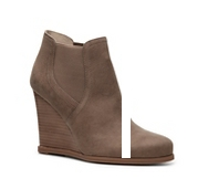 Audrey Brooke Cindy Wedge Bootie