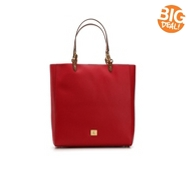 Lauren Ralph Lauren Hanway Leather Tote