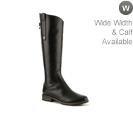 Matisse Yorker Wide Calf Riding Boot