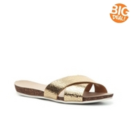 Enzo Angiolini Fly By Flat Sandal
