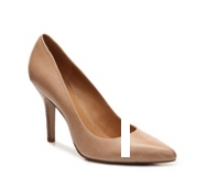 Nine West Shimmer Leather Pump