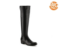 Sesto Meucci Leather Over The Knee Boot