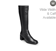 A2 by Aerosoles Make Two Wide Calf Boot