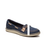 Grasshoppers Windham Denim Woven Boat Shoe
