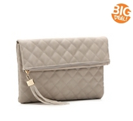 Moda Luxe Melodie Quilted Clutch