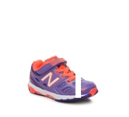 New Balance 680 v3 Girls Infant & Toddler Velcro Running Shoe
