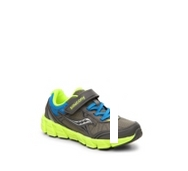 Saucony Kotaro 2 Boys Toddler & Youth Velcro Running Shoe