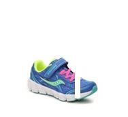 Saucony Kotaro 2 Girls Toddler & Youth Velcro Running Shoe
