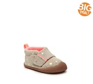 Carter's Every Step Abby Stage 1 Girls Infant Velcro Crib Shoe