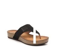 Clarks Aeron Logan Wedge Sandal
